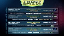 Espagne-Ukraine, Angleterre-Lituanie... les rencontres du weekend pour les éliminatoires de l'Euro 2016 !