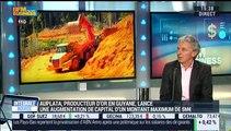 Le producteur d'or français Auplata lance une augmentation de capital: Jean-François Fourt - 27/03