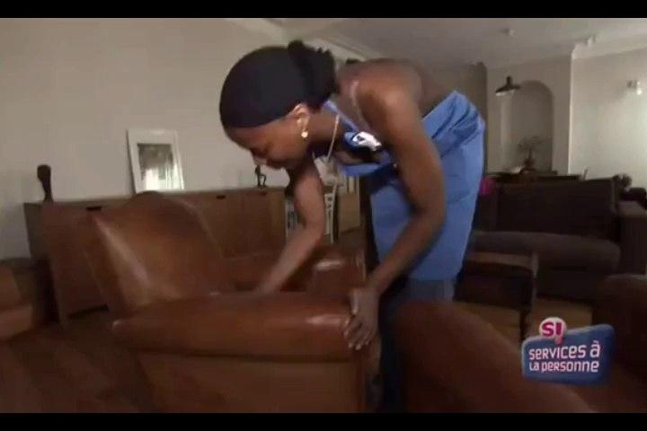 Corine employée de ménage à domicile