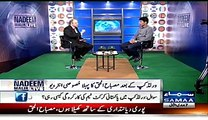 Nadeem Malik Live - 27th March 2015 - Misbah ul Haq Exclusive Interview