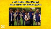 HOW I MET YOUR MOTHER - BEFORE THEY WERE ON HOW I MET YOUR MOTHER - Josh Radnor, Neil Patrick Harris, Jason Segel - Entertainment TV Comedy