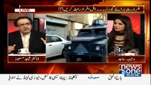 Asif Zardari was about to leave but was asked to stay in Pakistan . Now Zardari has summoned all his people back - Dr.Shahid Masood