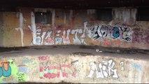 Bunker derrière Jules-Ferry à Calais