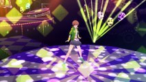 Persona 4 Dancing All Night : Chie Satonaka en mouvement