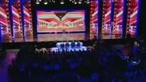 Daryl Markham em uma audição emocionante no X-Factor