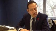Jean-Luc Romero à Béthune