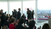 Ed Miliband lance sa campagne en vue des législatives