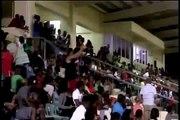 St Kitts et Nevis - Iles Turks et Caïcos, Concacaf 1er tour aller