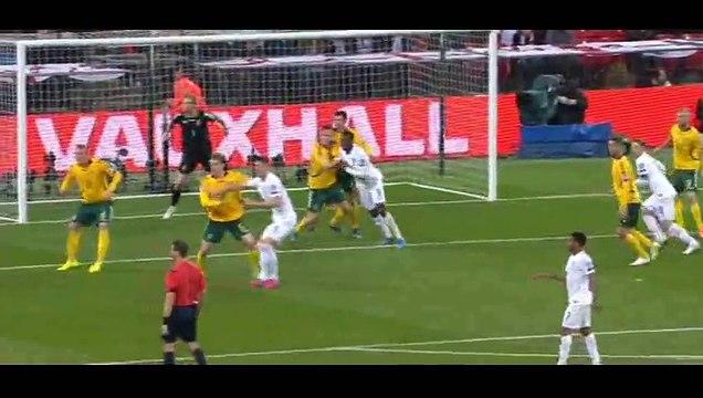 All Goals - England 4-0 Lithuania - 27-03-2015