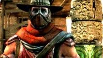 Mortal Kombat X - Official Erron Black Gameplay Trailer (2015) MKX Game HD