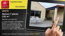 A vendre - maison - PREFAILLES (44770) - 7 pièces - 156m²