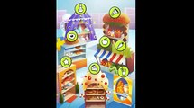 My Talking Tom play with Angela   Outfit7 gameplay #3   Hit the road   High score