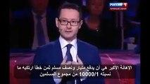 أسد من أسود الله يصدع بالحق على شاشة التلفزيون الروسي