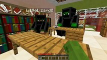Minecraft School  NINJA SCHOOL!