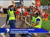 Asciende a seis el número de fallecidos por accidente en ruta a Caldera