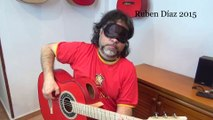 Practice Vs Playing / Paco de Lucia´s style / Modern flamenco guitar lessons CFG Spain  Ruben Diaz / Learning Spanish guitar online Skype method