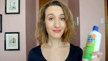 3 No Heat Hair Styles For a Bob or Lob - Daily Hair Routine