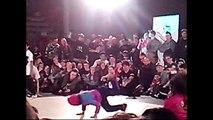 Battle international de hip hop à Calais