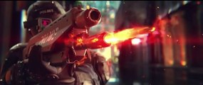 Brand new exclusive Cyberpunk 2077 teaser gameplay trailer game from CD Projekt 2015