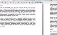 Tuto - Word 2011 - Insérer une note de bas de page et de fin de document