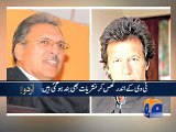 Imran Khan Leaked Audio Tape With Arif Alvi – [ Imran Khan Need Help of Altaf Hussain During Dharna ] - News Cloud .pk - Pakistan First Independent Online News Paper