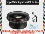 .21x HD Super Wide Angle Panoramic Fisheye Lens 37mm Includes Pouch For Lens   Lens Cap Keeper