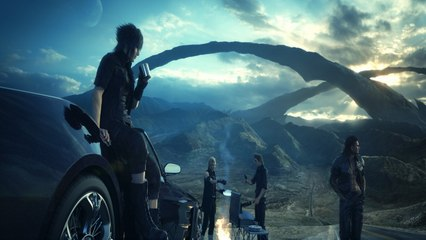 Final Fantasy XV Episode Duscae (Direct Live PS4) : Partie 1/2 [HD]
