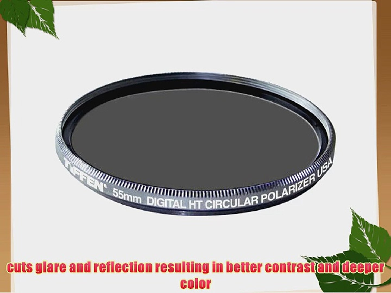 Tiffen 82mm Digital HT Multi Coated Circular Polarizer
