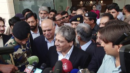 Governor Sindh revealed facts about his resignation - گورنر سندھ اپنے استعفے کے بارے میں حقائق کا انکشاف کیا.