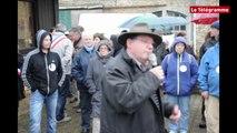 Mellionnec (22). 250 manifestants pour défendre les écoles rurales