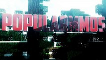 PopularMMOs I  Minecraft: FUN WORLD MOD (SURVIVAL ISLAND, PLANETS, SKYBLOCK, & MORE!) Mod Showcase