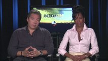 "IR Interview: Benito Martinez & Regina King For ""American Crime"" [ABC]"