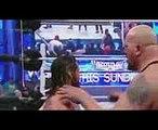 wwe smackdown 27 march 2015 Roman Reigns,john cena,mark henry,danial baryan Vs Big show,kane full match