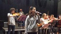 Les élèves de Musikoblokos