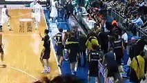 Nemanja Bjelica superb dribbling basket and time out   Fenerbahçe - Panathinaikos
