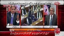 Rauf Klasra Telling A Cheap Statement By Nawaz Sharif 92 HD