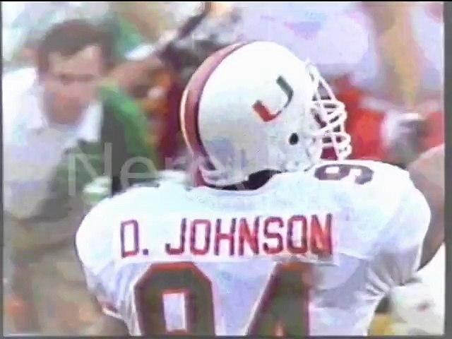 Miami Hurricanes Dwayne The Rock Johnson 480p