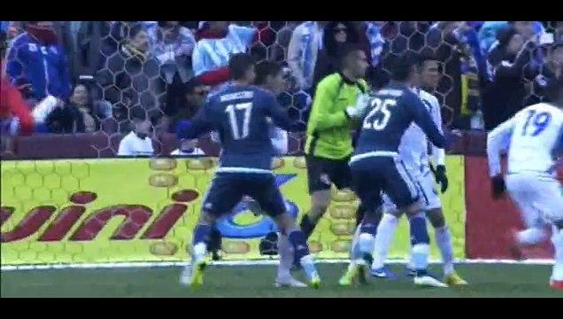 All Goals - Salvador 0-2 Argentina - 28-03-2015