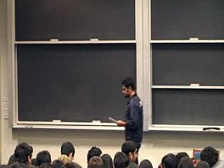 Lecture 17, 21st Feb 2014