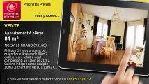 A vendre - appartement - NOISY LE GRAND (93160) - 4 pièces - 84m²