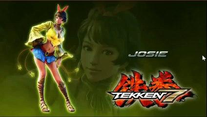 Josie Rizal - Tekken 7 de Tekken 7