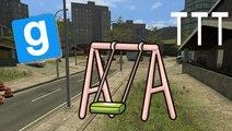 GMod: TTT - Deadly Swing