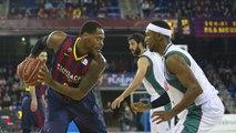 Basketball: FC Barcelona - Baloncesto Sevilla, 99-83 (Highlights)