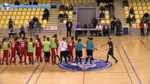 Coupe Nationale Futsal : Strasbourg - Garges
