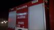 Antalya Polis Midibüsüne Çarpan Otomobilin Sürücüsü Yaralandı