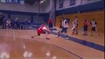 13-Year Old Dribbling Phenom Caden Bieker | Basketball Skills