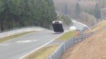 Crash mortel sur le circuit du Nürburgring (Allemagne)