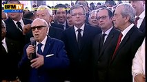 Le président tunisien confond François Hollande et François Mitterrand