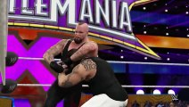 Bray Wyatt vs. The Undertaker - WrestleMania 31 WWE 2K15 Simulation - Dailymotion