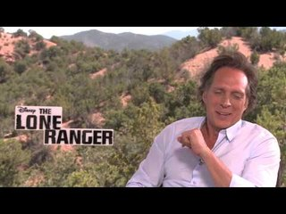 The Lone Ranger - JinnyBoyTV Exclusive Interview